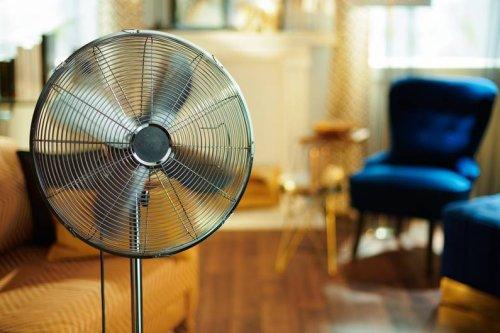 Gegen die Sommerhitze: DIY-Klimaanlage aus Ventilator und Plastikflaschen bauen - FIT FOR FUN