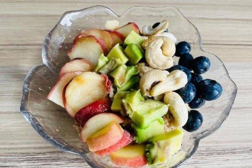Porridge mit Avocado - für viel Power dank gesunder Fette und Eiweiß