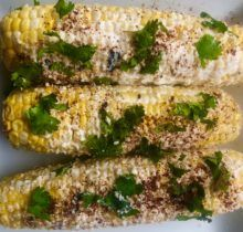 One-Point Street Corn - Fit Forty Forever