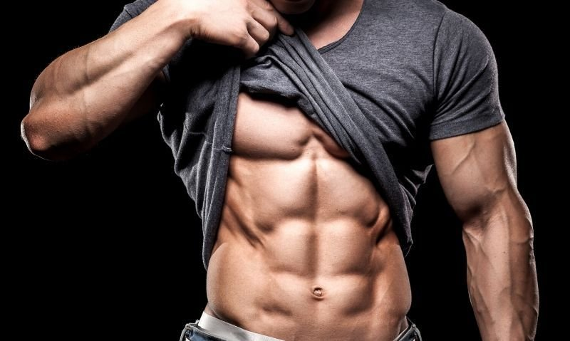 The Absolute Best Exercises and Workouts for Men - cover