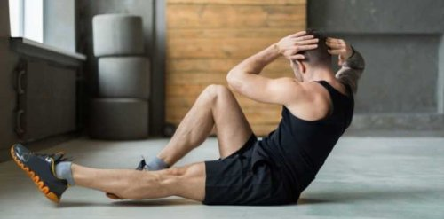 10-Minute Ab Workout at Home for a Stronger Core and Six-Pack Abs