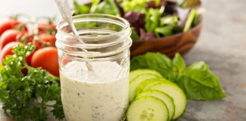 I've Made Countless Jars of This Homemade Ranch Dressing (Nothing Tastes as Good as This One)