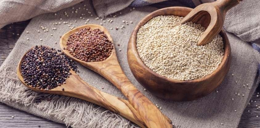 This Is Why People Are Ditching Rice for Quinoa