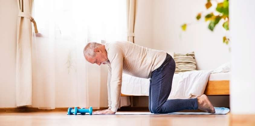 7 Balance Exercises for Seniors: Stay Flexible & Limber at Any Age
