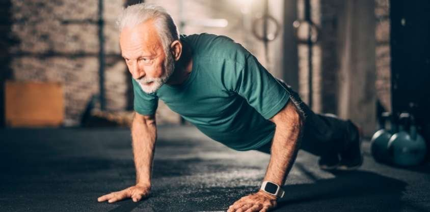 Over 60? Here Are 7 of the Best Exercises You Can Possibly Do