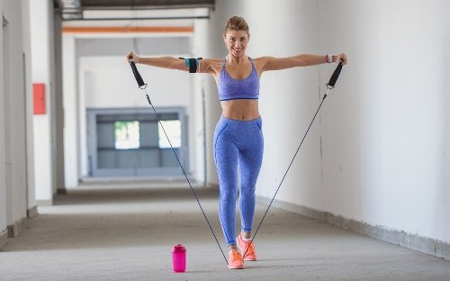 40 Resistance Band Exercises for a Full Body Workout