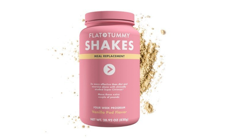Do Flat Tummy Shakes Really Work? a Dietitian Review