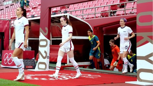 The U.S. Women's Soccer Team Has A World Cup Hangover