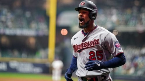 This Is The Byron Buxton We Were Promised