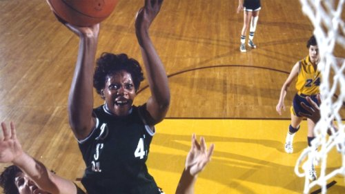 Lusia Harris Scored The First Olympic Basket In 1976. The Sport Would Never Be The Same.