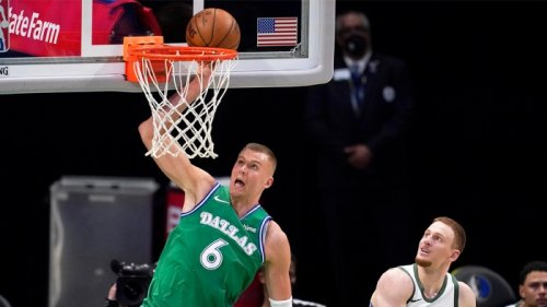 The Mavericks Bet Big On Kristaps Porziņģis. It's Paying Off On Offense, But What About Defense?