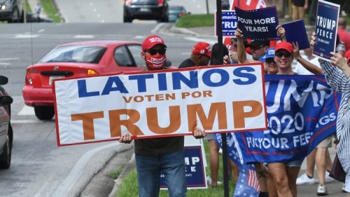Latino Voters Aren't A Monolith, But The GOP Made Gains With Them Just About Everywhere In 2020