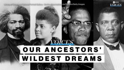 The Legacies Of Black Leaders In The Words Of Their Descendants