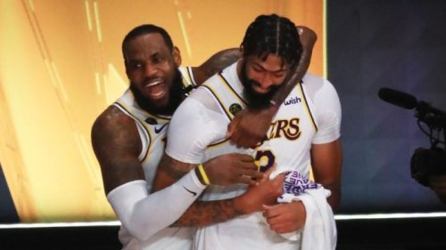LeBron And AD Are The Heroes. But The Sum Of This Lakers Club Was More Than Its Superstar Parts.