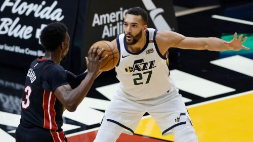 Defensive Metrics Don't Ever Agree … Except On Rudy Gobert's Great Season