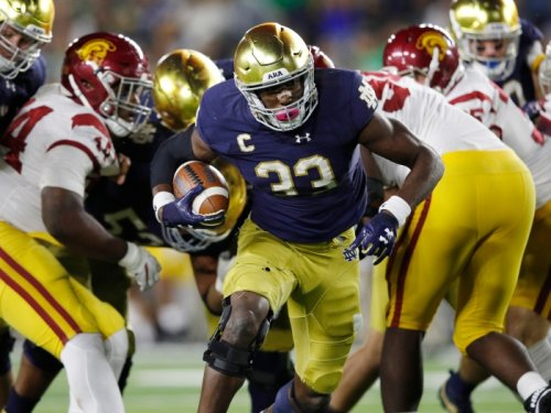 Notre Dame Isn't In Control Of Its Playoff Destiny
