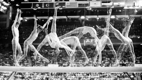 Time For The End Of The Teen Gymnast