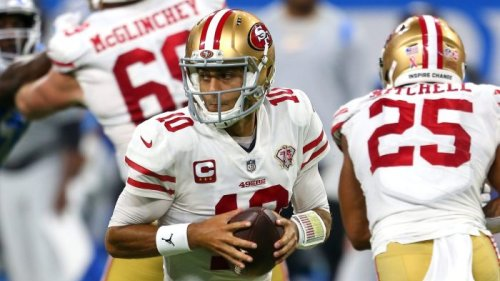 The 49ers Believe In The Magic Of Pre-Snap Motion