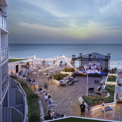 Get into the Rhythm of Relaxation at Hard Rock Hotel Daytona Beach