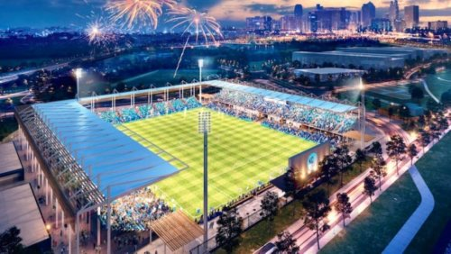 Riverfront Soccer Stadium Planned, Big Step Up for Future Port KC Projects