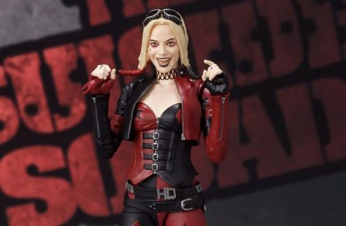 The Suicide Squad's Harley Quinn S.H. Figuarts figure available to pre-order now