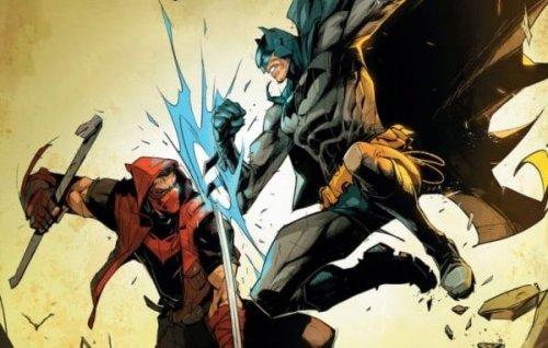 Comic Book Preview - Batman: Urban Legends #2