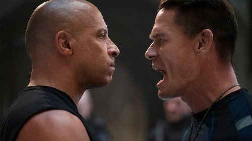 F9 preview clip pits Vin Diesel against John Cena in rooftop chase