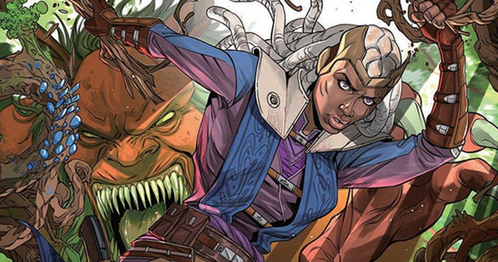 Flickering Myth Comic Books - cover