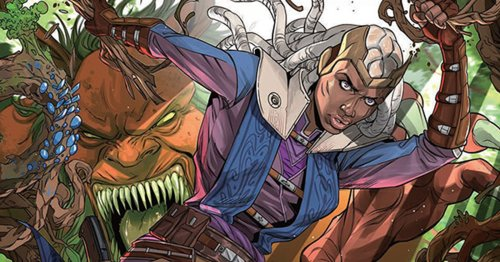 Comic Book Preview – Star Wars: The High Republic Adventures – The Monster of Temple Peak #3