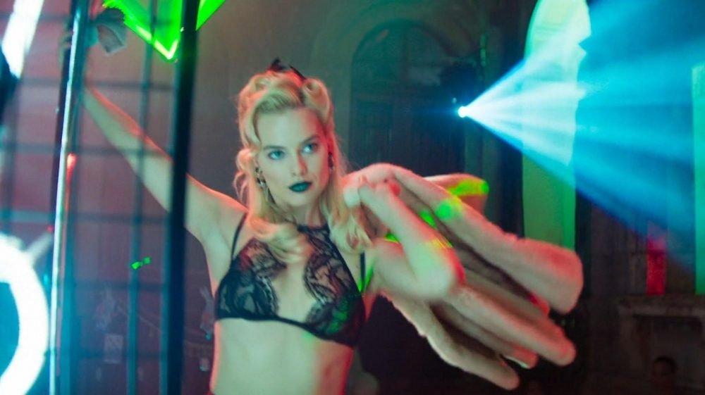 Margot Robbie Spotlight - cover