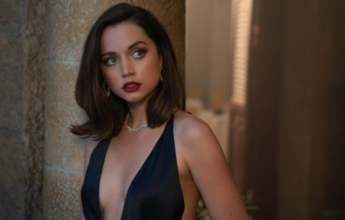 Ana De Armas: From Knock Knock to No Time To Die