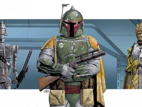 Star Wars: War of the Bounty Hunters gets connecting variant covers from John Cassaday