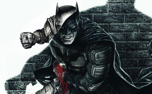 DC announces new Black Label series Batman: The Imposter