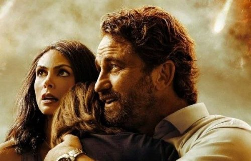 Gerard Butler and Morena Baccarin to return for Greenland sequel