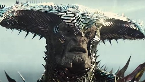 Zack Snyder's Justice League concept art shows DeSaad and Steppenwolf without his armor