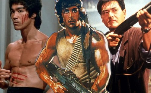 The A-Z of Action Movies: E-H