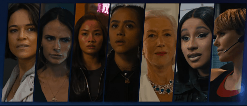 F9 featurette showcases the women of Fast & Furious 9