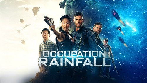 Alien invasion sci-fi Occupation Rainfall gets a UK trailer, poster and images