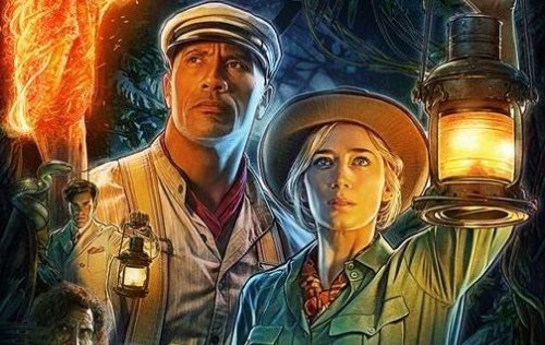 Movie Review - Jungle Cruise (2021)