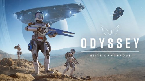 Elite Dangerous: Odyssey Phase 3 starts today