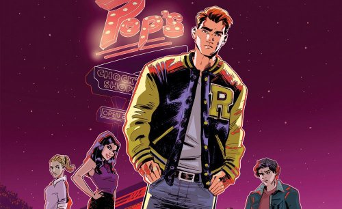 Comic Book Preview - Riverdale: The Ties That Bind