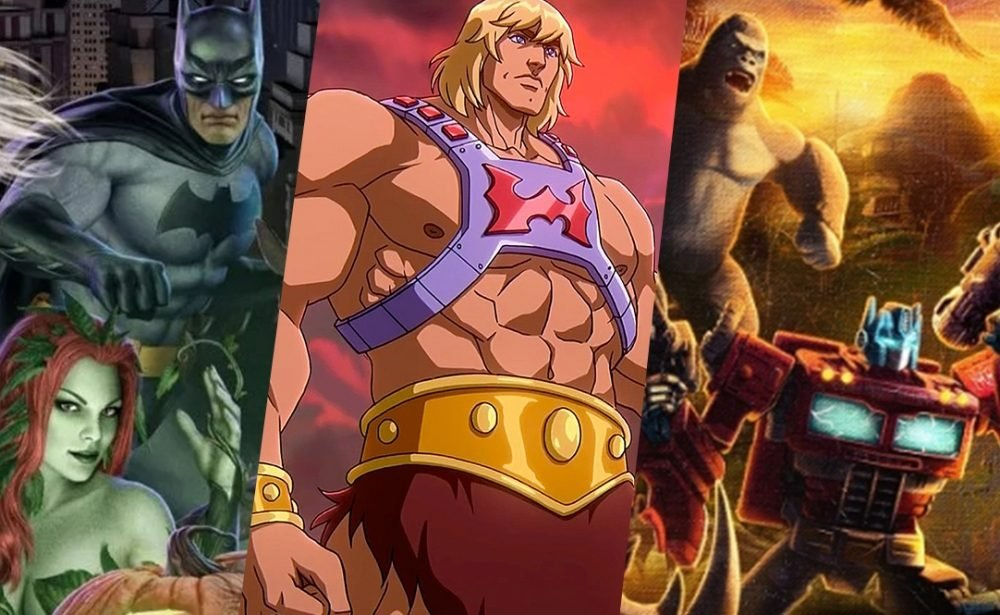 Exclusive Interview - Tim Sheridan on his career writing Batman, Superman, He-Man and Transformers