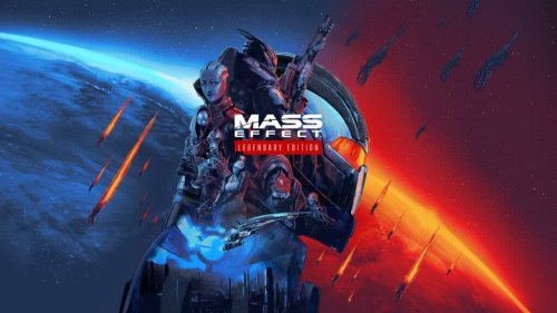 New Mass Effect Legendary Edition trailer compares original and remastered graphics