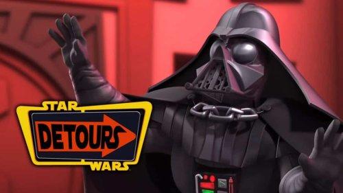 Whatever Happened To: Star Wars Detours