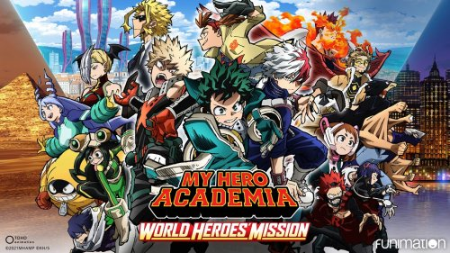 My Hero Academia: World Heroes' Mission (2021) - Video Review