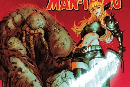 Comic Book Preview - X-Men: Curse of the Man-Thing #1