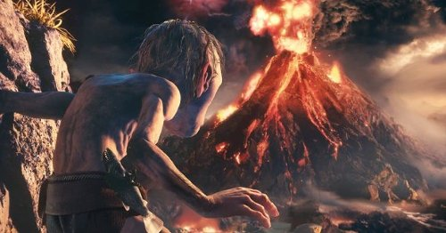 First gameplay from The Lord Of The Rings: Gollum revealed