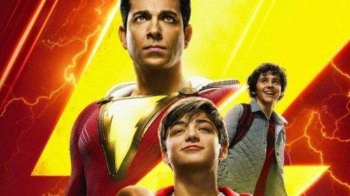 Shazam! 2 title revealed at DC FanDome