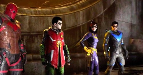 The Bat-Family take centre stage in Gotham Knights video game trailer