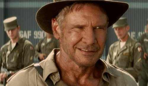 Harrison Ford dons the fedora once more in Indiana Jones 5 set photos
